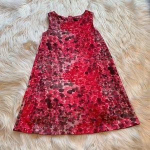 Imoga Kylie Shift Dress Sleeveless Pink Floral